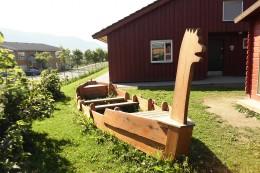 Ut på vikingetokt